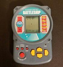 Milton Bradley Electronic Handheld Battleship! 1995 *works great*