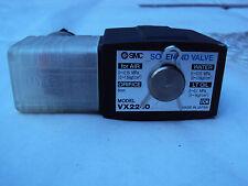 NEW !CCSMC SOLENOID VALVE  MODEL VX2240