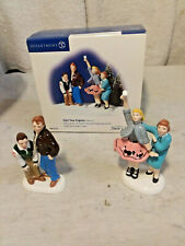 """Smow Village """"Start Your Engines"""" Accessory-2001 Nice"""