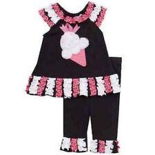 Mädchenkleider aus Polyester mit Kurzarm