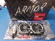 MSI Radeon RX 580 ARMOR 8G OC 8GB 256-Bit DirectX 12 GDDR5 PCI Express 3.0 x16