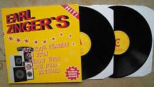 Earl Zinger – put your phazers on Stun Throw Your..., 2 x lp, vinile: VG + +