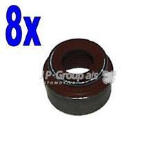 8x Joint bague etancheite tige queue soupapes BMW 5 (E28) 524 td 115CH