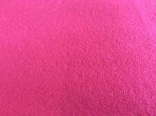 HOT PINK FLEECE-54 INCH WIDE- 1 7/8 YARDS