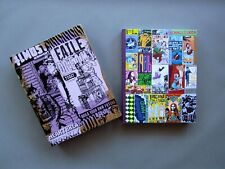 FAILE WORKS ON WOOD : HAND PAINTED WOODEN SLEEVE EDITION : SIGNED LE 100 : OBEY