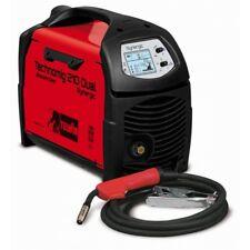 TECHNOMIG 210 DUAL EURO MIG/MAG/FLUX/BRAZING SYNERGIC Welder Welding Inverter