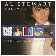 Al Stewart - Original Album Series Vol.2 5 CD Set 2016 Warner