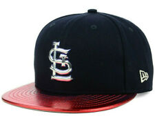 ST. LOUIS CARDINALS NEW ERA TOPPS COLLECTORS 9FIFTY SNAPBACK HAT CAP NEW! RARE