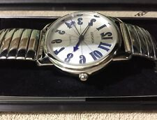 RARE Sekonda Watch with goofy reverse backwards movement
