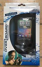 Overboard Waterproof Smart Phone Case Smartphone Waterproof Iphone Case Black
