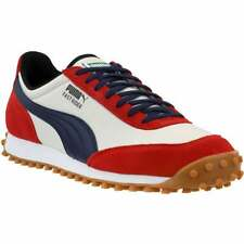Puma Fast Rider Source Lace Up  Mens  Sneakers Shoes Casual   - Beige