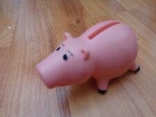 RARE 6CM DISNEY ORIGINAL TOY STORY HAMM THE PIG MONEYBOX FIGURE