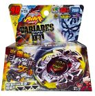 TAKARA TOMY Variares D:D Metal Fusion Fury Beyblade BB-114 - USA SELLER