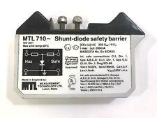 Measurement Technology MTL 710-Shunt-Diode Safety Barrier