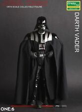 CRAZY TOYS STAR WARS DARTH VADER COLLECTIBLE DV 1/6TH ACTION FIGURE NEW IN BOX