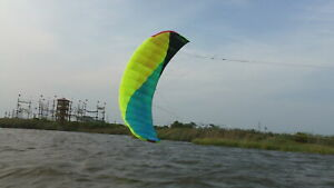 Pansh Genesis 3m Kiteboarding Kite Closed Cell Water Relaunchable Kitesurfing
