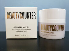BeautyCounter CounterMatch Recovery Sleeping Cream - New! Beauty Counter Match