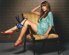 NATALIE ZEA.. Luscious and Leggy - SIGNED