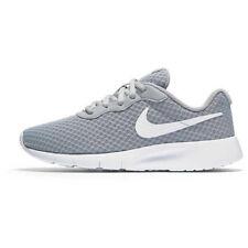 buy online 813c6 55835 Nike Tajun GS Unisex Sportschuh grau weiß 818381-012 37 5