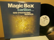 "magic box""carillon part.2/gigi d'agostino remixes.""lp12""or.as:1927911.italodance"