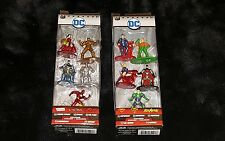Jada Nano Metalfigs DC Justice League NEW set of 10 die cast metal figures