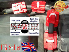 4 x Magnetic Fuel Saver For Any Model & Type Vehicle SAVE 15-25%Petrol & Diesel