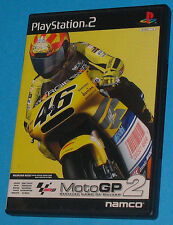MotoGP 2 - Sony Playstation 2 PS2 Japan - JAP