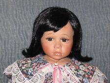 """THAO 27"""" Pamela Erff Porcelain MasterPiece Doll 1998 LE"""