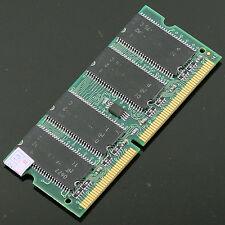 512MB PC133 SODIMM SDRAM 144pin memory so-dimm Laptop Notebook 133Mhz
