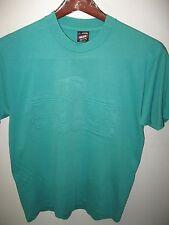 Cocoa Beach Florida USA Souvenir Pressed Design Sailboat Vintage 1980s T Shirt L