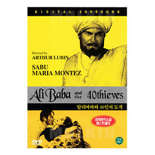 Ali Baba and the 40 Forty Thieves (1944) DVD - Arthur Lubin (*New *Sealed)