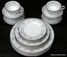 20 Piece Set ~ COLBURN by NORITAKE ~ 4 X 5 PIECE SETTINGS ~ Dinner for 4 or 8
