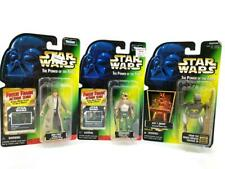 Star Wars Power of the Force Action Figure Lot 3 Han Solo Orrimaarko ASP-7 Droid