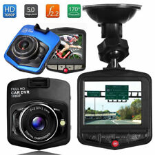 HD Car DVR Camera Audio Recorder Night Vision Mini Camera Dash Cam G Sensor E