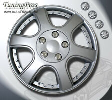 "14"" Inch Hubcap Wheel Rim Covers 4pc, Style Code 011 14 Inches Hub Caps T2 Style"