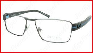 OGA Morel Eyeglasses Frame 7921O GG042 Metal Acetate Blue France 57-16-140, 36
