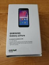 "Samsung Galaxy J2 Pure 5"" 16GB 8MP Camera Cricketwireless - FAST SHIPPING!!!"