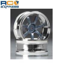 HPI Racing Rays Gram Lights 57s-Pro Wheels Chrome/Black 9mm Offset HPI3324