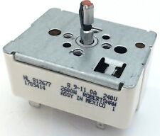 WB24T10025 - Surface Burner Infinite Switch for General Electric Range