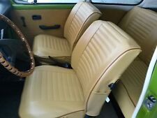 Liners Seats Car Tailored Volkswagen Maggiolone - Beetle - Beige