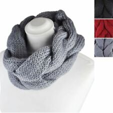 Infinity Knit Women's Scarves and Shawls