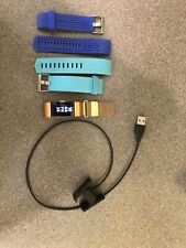 Fitbit Charge 2 Rose Gold Series with Charger and 2 Bands