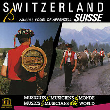 Various Artists - Switzerland: Zauerli Yodel of Appenzell [New CD]