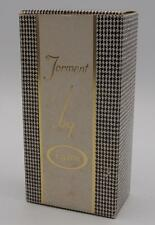 Vintage Torment by Fame Fragrance Packaging Empty Box Advertising