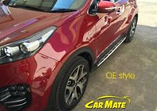 KIA SPORTAGE 2015-2018 OE STYLE  SIDE STEPS / RUNNING BOARDS  FITTING AVAILABLE