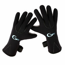 3mm Skid-proof Neoprene Wetsuit Gloves Swimming Diving Surfing Gloves