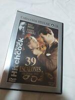 Dvd  39 Escalones    (NUEVO PRECINTADO)de Alfred  hitchcock