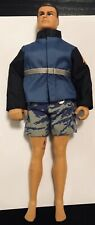 VINTAGE 1996 ACTION MAN WITH MOVING EYES