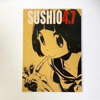SUHIO 4.7 Kill la Kill Animation rough Art Book C87 TRIGGER