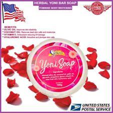 100g Yoni Bar Clean Body Vaginal Whitening Soap Feminine Wash Hygiene Odor free